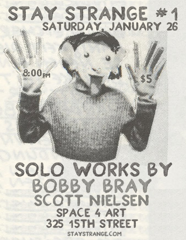 Solo works by Bobby Bray / Scott Nielsen.